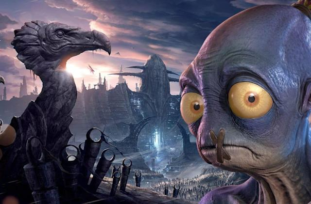 'Oddworld: Soulstorm' trailer takes us right back to Abe's world