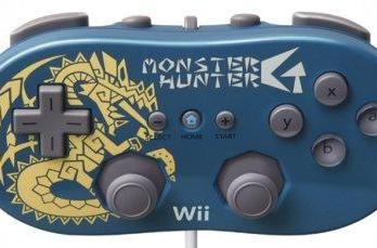 Japanese Monster Hunter G bundle includes special-edition blue Classic Controller, Monster Hunter 3 demo [update]