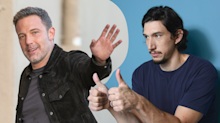 Adam Driver saves Ben Affleck after mishap at son's birthday party