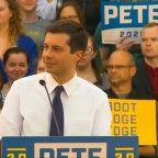 Pete Buttigieg Takes On Anti-Gay Heckler