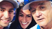 Bill Murray Helps Couple Announce Pregnancy News