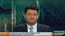 Worried about Samsung's handset sales: Pro