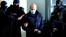 Man on trial for synagogue attack that shocked Germany