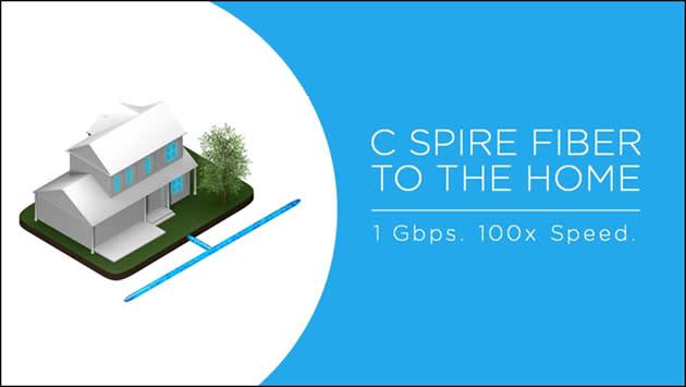 C Spire kicks off pre-registration for its Mississippi gigabit fiber service