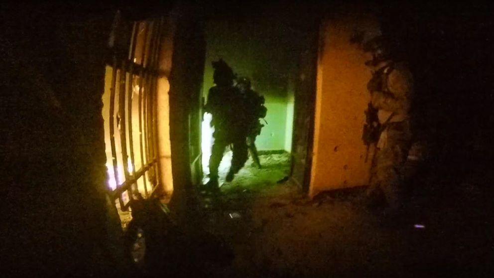 ISIS Chemical Weapons Chief Captured in US Special Operations Raid