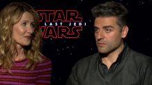 Oscar Isaac endorses Finn-Poe fan coupling, says StormPilot 'would make nice babies'