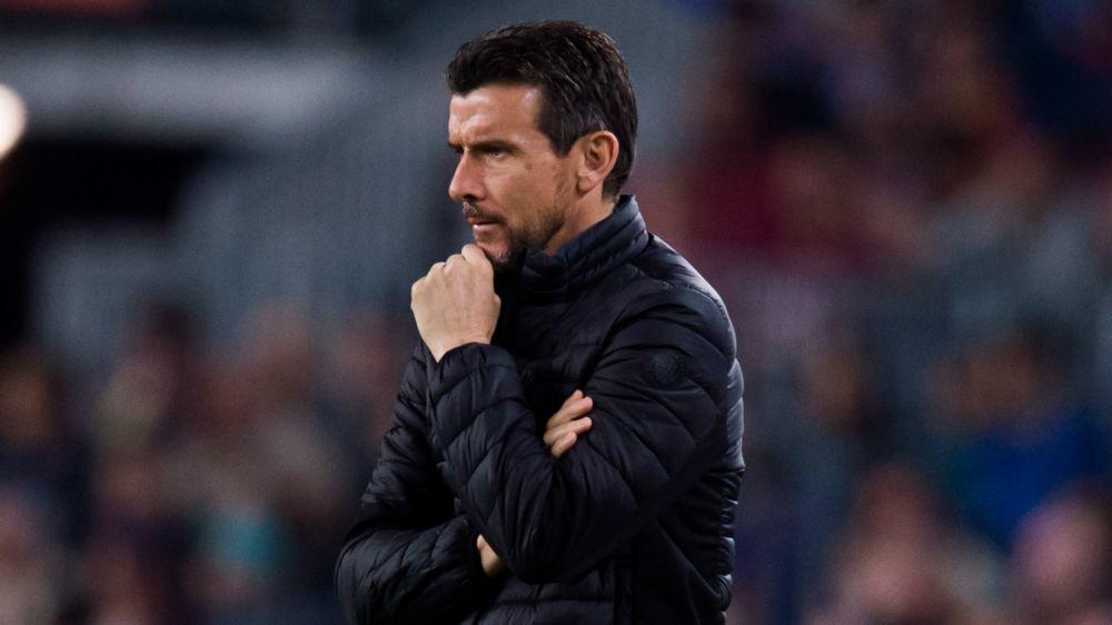 Rakitic backs Unzue as a sound choice for Barcelona coach