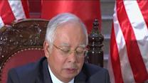NAJIB THANKS VIETNAM FOR HELP IN FINDING MISSING PLANE