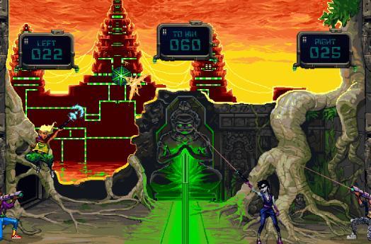 For the '90s Arcade Gamer Soul: Gunsport