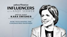 Recode Co-Founder Kara Swisher joins 'Influencers with Andy Serwer'