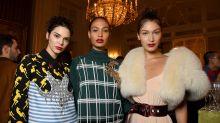 Las supermodelos se visten de Miu Miu para conquistar París
