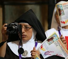 Pope Francis Compares Gossiping Nuns To Terrorists