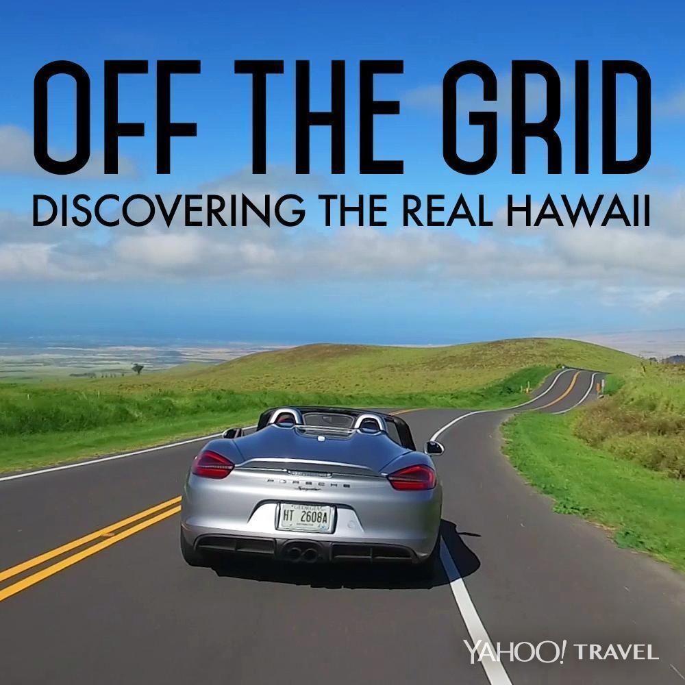 Off-the-Grid Road Trip: Discovering the Real Hawaii