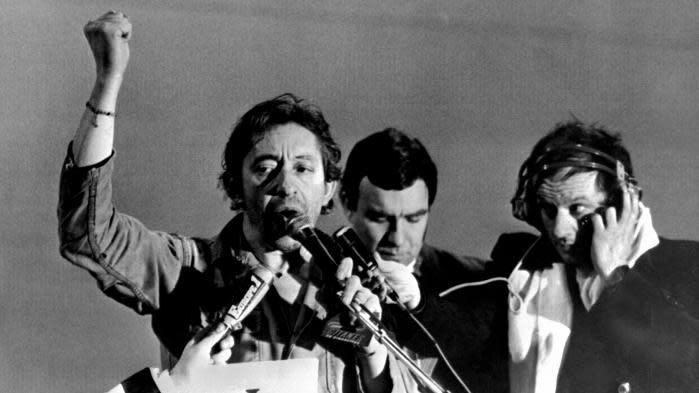 Serge Gainsbourg et sa Marseillaise reggae : souvenirs du concert annulé en 1980 à Strasbourg