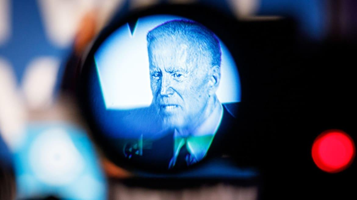 Fox News Stars Begin Pushing Rumors About Joe Biden's Health