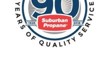 Suburban Propane Partners, L.P. Celebrating 90 Years of Leadership, Innovation and Dedicated Service to Local Communities Nationwide