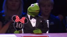 Kermit's new voice fails to make 'Rainbow Connection' with 'DWTS' audience