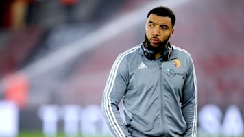 Deeney: 'You can't have equal pay' in women's football