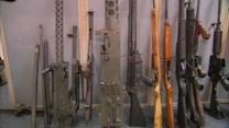 Explosives found after man dies in New York home
