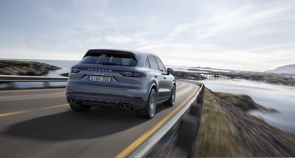 Porsche全新Cayenne正式亮相 國內即日起接受預訂