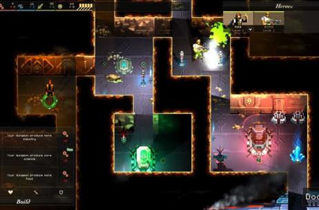 Dungeon of the Endless adding four-player co-op, visual log