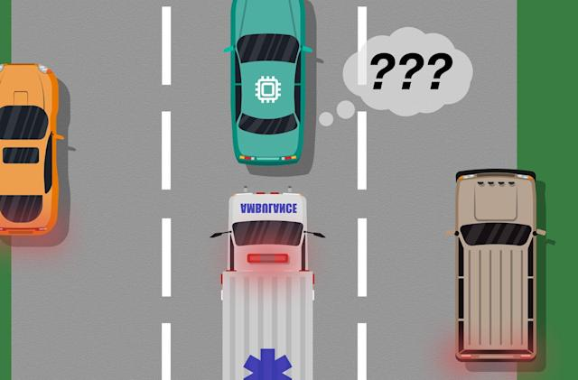 Microsoft and MIT can detect AI 'blind spots' in self-driving cars