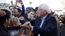 Sanders keeps string of victories alive with big win in Nevada