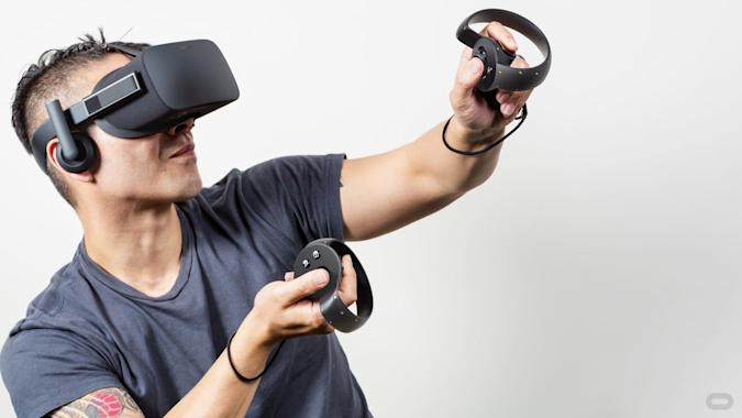 You can now pre-order Oculus Touch controllers for $199