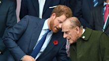 """Prince Harry has released a very personal tribute to """"my grandpa"""""""
