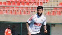 São Paulo treina em Cotia e vai escalar reservas contra o Guarani