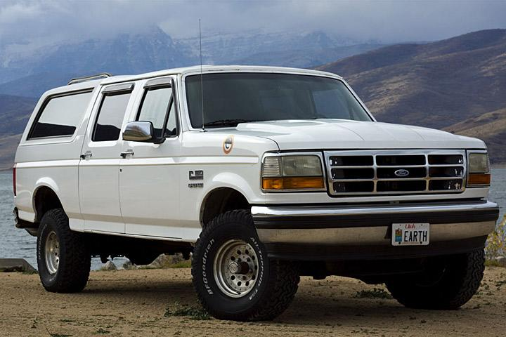 Ford Bronco 2020 4 Door >> This is the 4-Door Ford Bronco You Didn't Know Existed