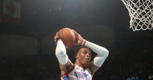 Basket - NBA - Le Top 10 de la nuit : Russell Westbrook à l'honneur