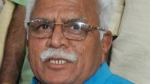 Rape incidents happen between people who spend time together, most complaints filed 'after arguments', says Manohar Lal Khattar