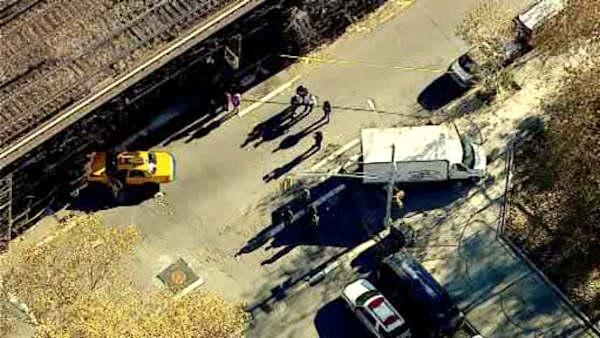 Deadly accident in East Harlem