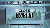 Dow Jones opens at record high