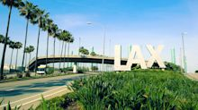 Chaos ensues over LAX rideshare system