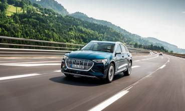 積極佈局全台充電網絡!Audi攜手華城電機打造便捷e-tron純電生活圈