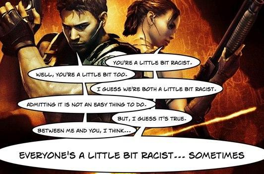 Eurogamer notes racism in its Resident Evil 5 hands-on