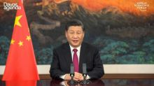 China's Xi warns Davos World Economic Forum against 'new Cold War'