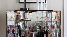 21 Beautifully Styled Home Bars (That Will Make You Want To Throw A Party, Pronto)