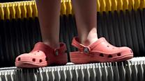 Crocs are ugly but the stock is looking good: Alphatrends