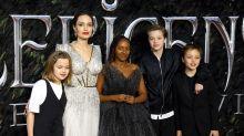 Angelina Jolie praises daughter Zahara, 15: 'She is an extraordinary African woman'