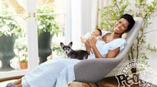 Why Tamron Hall Kept Her Pregnancy at 48 a Secret: 'I Was Terrified I Would Lose This Baby'