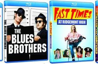 Animal House, Blues Brothers, Dazed & Confused and Fast Times at Ridgemont High coming to Blu-ray