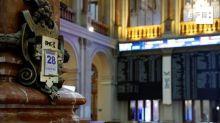 La Bolsa española sube el 0,11 % a mediodía, pendiente de EEUU y China