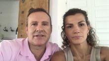 """""""Los niños siguen aislados"""", Alan Tacher y su esposa cuentan cuál es la situación con sus hijos"""