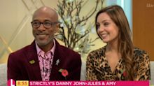 Danny John-Jules jokes he joined 'Strictly' for the show's well-known curse