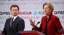 Elizabeth Warren Blasts Pete Buttigieg For Wine Cave Fundraiser