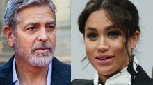 George Clooney verteidigt Herzogin Meghan zum zweiten Mal