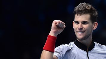 Thiem keeps ATP Finals hopes alive